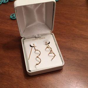 Jewelry - 14k earrings